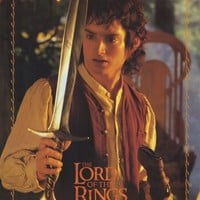 Lord of the Rings 1: The Fellowship of the Ring 11x17 Movie Poster (2001)