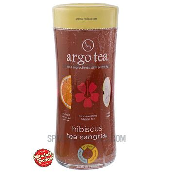 Argo Tea Hibiscus Tea Sangria 400ml Plastic Bottle