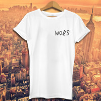 WOES Drake T shirt Jumper Pocket If You're Reading This It's Too Late - UNISEX T shirt