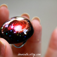 Galaxy ring Out of this World Fashion Statement by isewcute