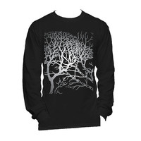 Winter Branches Long Sleeve