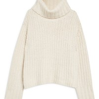 Topshop Chunky Roll Sweater | Nordstrom