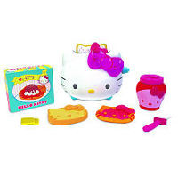 Hello Kitty Toaster Playset