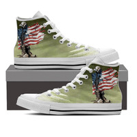 Veteran Never Forget Shoes