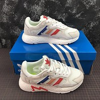 Adidas Tresc Run White Red Sport Running Shoes