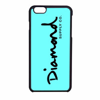 Diamond Supply Co Teal iPhone 6 Case