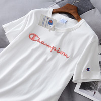 Champion Womens Embroidered Logo T-shirt