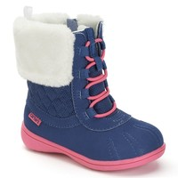 Carter's Kenzie 2 Toddler Girls' Quilted Winter Boots