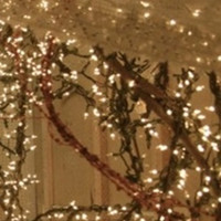 Lit Grapevine Garland 15 foot with White Lights Primitive Country Lighted Rustic Wedding Home Decor Handmade Use Indoors or Out Decorations