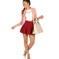 Sale-blush Business Blazer