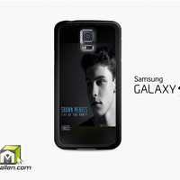 Shawn Mendes Song Samsung Galaxy S5 Case Cover by Avallen
