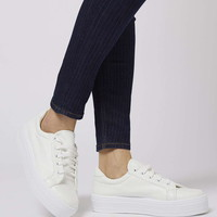 CAMDEN Lace Up Trainers - Sports Shoes - Shoes
