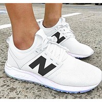 Alwayn New Balance Comfortable and breathable Shoes White