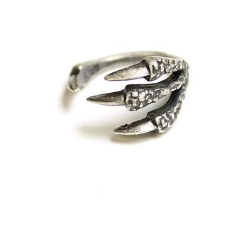 Claw Knuckle Ring