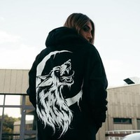 Howl With The Wolves Hoodie