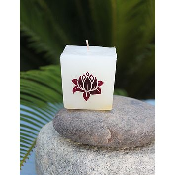 2x2 Purity Candle (Gardenia, Lotus + Jasmine)