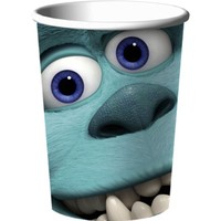 Monsters University Inc. 9oz Paper Cups (8ct)
