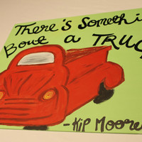 There's Something Bout a Truck by Kip Moore  song by emeelouwho