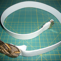 Gold Knotted Waist Belt