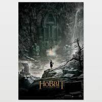 The Hobbit: The Desolation of Smaug Teaser Poster |