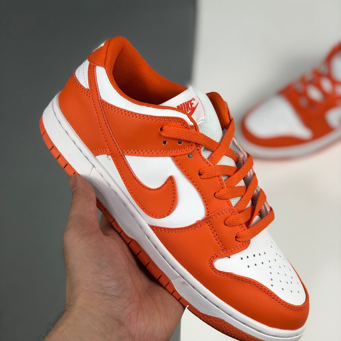 Image of Nike SB Dunk Low Pro Simple Casual Skateboard Shoes Sneakers