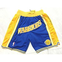 NBA Golden State Warriors Just Don Shorts