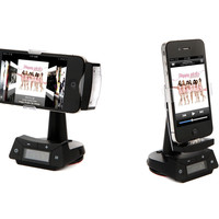 "Ppyple dashview car mount, FM Transmitter, car charger, handsfree for iPhone 4S, 4, 3GS (Certified ""Made for iPhone"")"