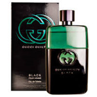 Gucci Guilty Black Perfume By Gucci For Men