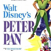 Peter Pan Poster Movie 11x17 by postersdepeliculas