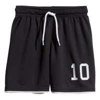 Soccer Shorts - from H&M