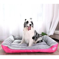 Comfortable & Soft Waterproof Sofa Dogs and Cats Bed