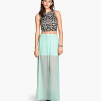 Maxi Skirt - from H&M
