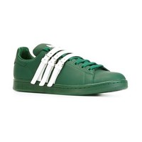 Adidas By Raf Simons Triple Strap 'stan Smith' Sneakers - Excelsior Milano - Farfetch.com