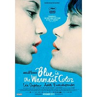Blue is the Warmest Color (Canadian) 11x17 Movie Poster (2013)