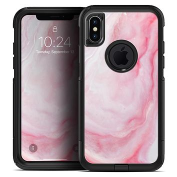 Marbleized Pink Paradise V4 - Skin Kit for the iPhone OtterBox Cases