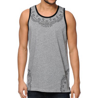 Crooks and Castles Squad Life Tank Top