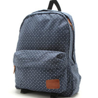 Vans Deana Chambray Dots Backpack at PacSun.com