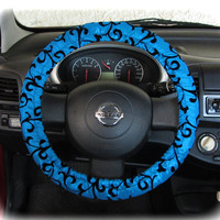 Steering wheel cover for wheel car accessories Ornament