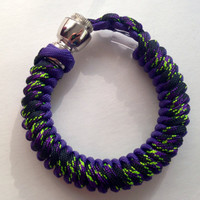 Undead and Purple Stealthy Secret Pipe Bracelet w/ FREE SHIPPING