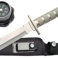 12in Military Survival Knife
