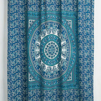 Boho Glow It All to You Shower Curtain by Karma Living from ModCloth