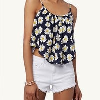 Daisy Crop Swing Tank