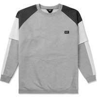 Thing Thing Grey MN Pressure Crewneck Sweater | HYPEBEAST Store. Shop Online for Men's Fashion, Streetwear, Sneakers, Accessories
