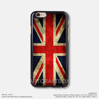Vintage British flag Free Shipping iPhone 6 6 Plus case iPhone 5s case iPhone 5C case iPhone 4 4S case Samsung galaxy Note 2 Note 3 Note 4 S3 S4 S5 case 178