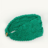 Cable Knit Headband   Cold Weather   rue21