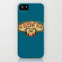 Bioshock Infinite iPhone Case by Arts and Herbs | Society6