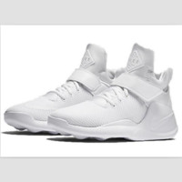 NIKE simple coconut shoes breathable sports shoes White