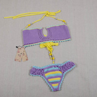 Summer Swimsuit Beach New Arrival Hot Swimwear Handcrafts Women's Sexy Bikini [9909125903]