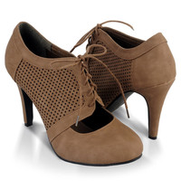 Perforated Oxford Pumps | FOREVER21 - 2000046977