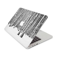 Winter Forest Skin for the Apple MacBook
